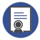 icon for certificates