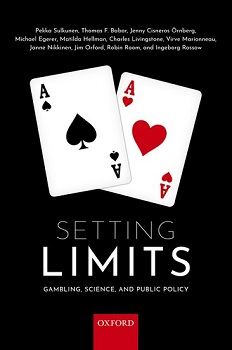 setting limits book cover